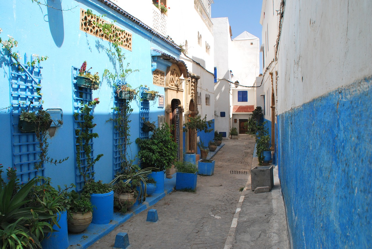 Day trip from Fez to Rabat